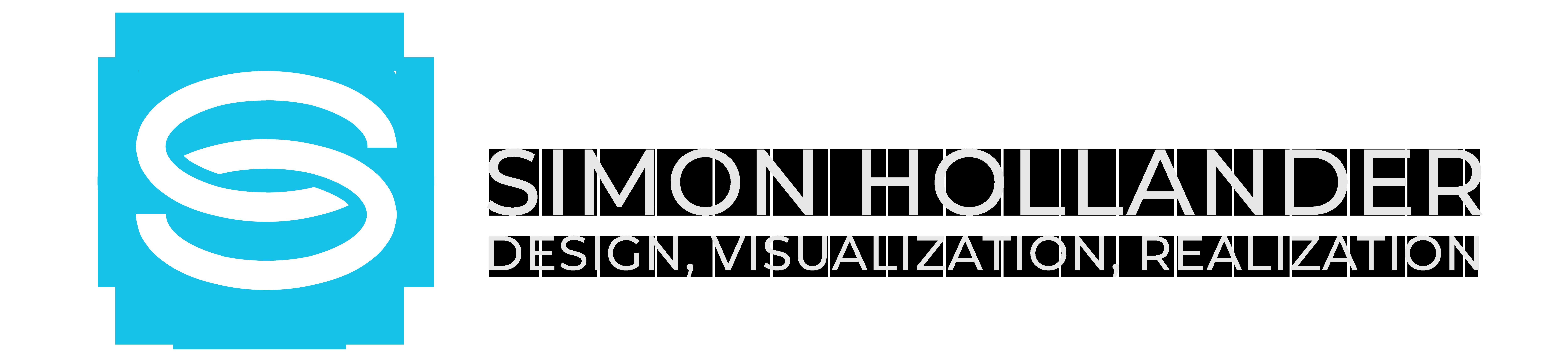 Logo SHD Final White